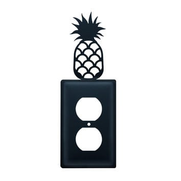 Pineapple - Single Outlet Cover