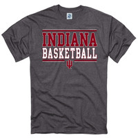 Indiana Hoosiers Equipped Basketball T-Shirt