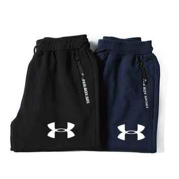 DCCKUN3 UNDER ARMOUR Women Men Lover Casual Pants Trousers Sweatpants