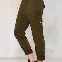 Nasty Gal Concrete Jungle Cargo Pants