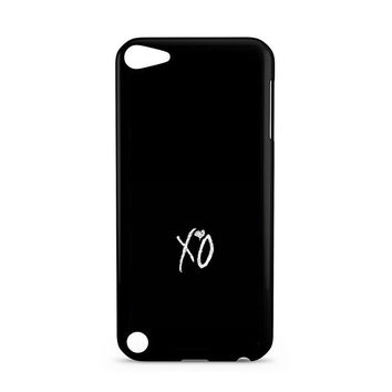 Xo The Weeknd Text Ipod Touch 5 Case