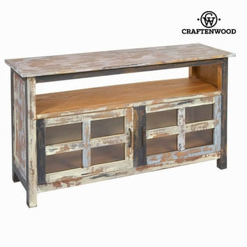 Vintage sideboard 2 doors - Poetic Collection by Craftenwood