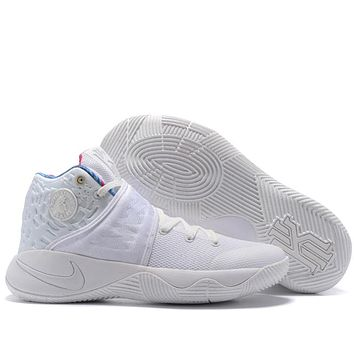 Trendsetter Nike Kyrie 2  Women Men Fashion Casual Sneakers Sport Shoes