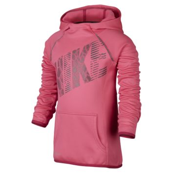 Nike Epic Flash Pullover Preschool Girls' Hoodie