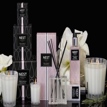 White Camellia Fragrance Collection by Nest