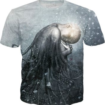 Blue Valentine Dreams T-Shirt