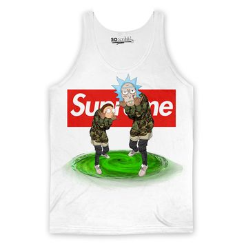 Gang Gang Morty Tank Top