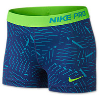 Women's Nike Pro Bash 3 Inch Shorts