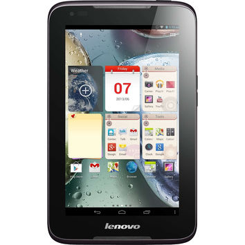 Lenovo IdeaTab Tablet 16GB WiFi (Black)