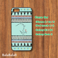 beauty and The Beast, Aztec - iPhone 4 case, iphone 5 Case, iPod touch case, Samsung Galaxy S3 case, Galaxy S4 case, Galaxy note 2 case