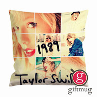 Taylor Swift Birthday Cushion Case / Pillow Case