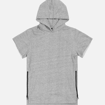 SS Hooded Villain / Mix Grey