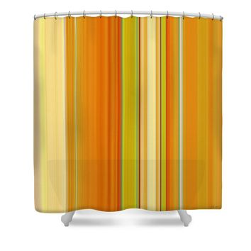 Spring Palette Shower Curtain
