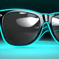 Wayfarer LED GLOW Sunglasses