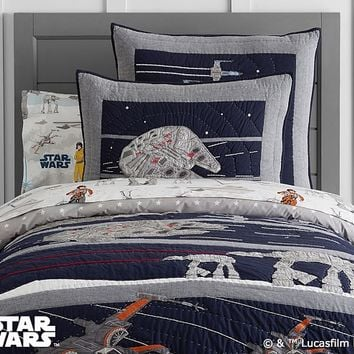 Star Wars: The Last Jedi™ Quilted Bedding