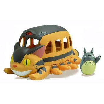 My Neighbor Totoro Go Go Catbus Vehicle - Benelic Limited - My Neighbor Totoro - Vehicles at Entertainment Earth