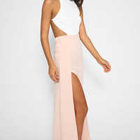 Wattle Dress - Pink