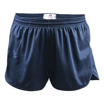 Badger 2272 B-Core Youth Track Short - Navy