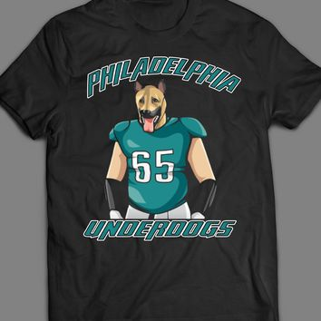 EAGLE'S PHILADELPHIA UNDERDOGS T-SHIRT