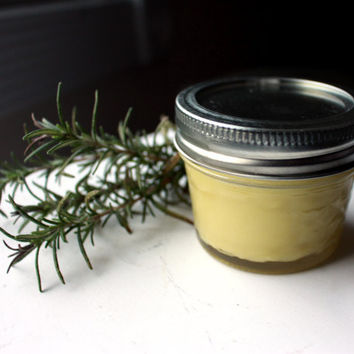 Pampered Pits Natural Deodorant for Men with Rosemary Essential Oil