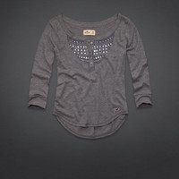 Daley Ranch Shine Henley