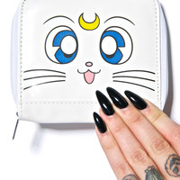 AAA Anime Lil Artemis Wallet White One