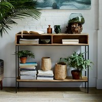 Industrial Storage Skinny Console