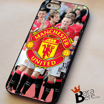 Manchester United logo iPhone 4s iphone 5 iphone 5s iphone 6 case, Samsung s3 samsung s4 samsung s5 note 3 note 4 case, iPod 4 5 Case