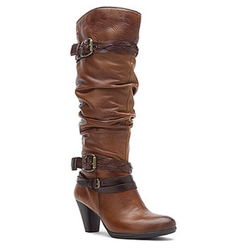 Pikolinos Verona Knee-High Brown Boot