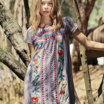 Johnny Was | Charlene Peasant Dress - Clothing
