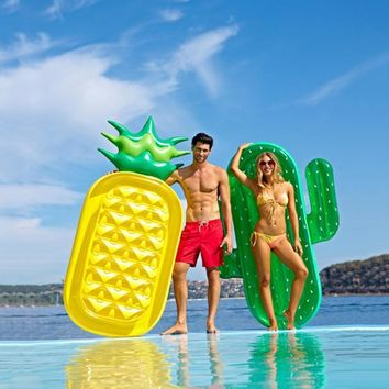 Inflatable Giant Swim Pool Floats Raft Swimming Water Beach Toy for Adult Summer Water Fun Pool Toys
