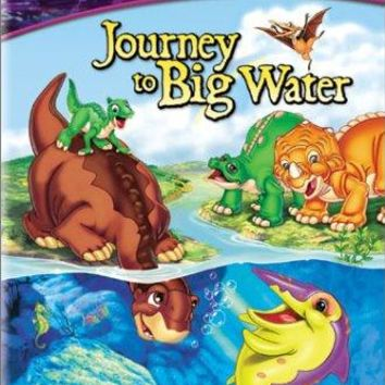 THE LAND BEFORE TIME - JOURNEY T