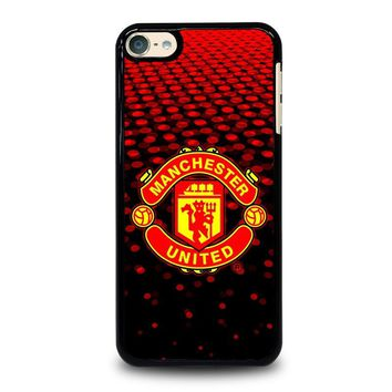 COOL MANCHESTER UNITED LOGO iPod 4 5 6 Case