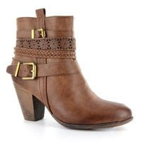 Zoo Ankle Boot