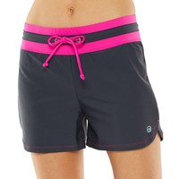 Free Country Colorblock Swim Short Bottoms