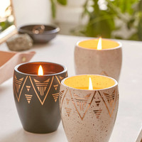 Desert Ceramic Candle - Urban Outfitters