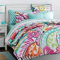 Dot Chic Essential Value Bedding Set, Pool