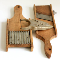 Instant Collection of Rustic Antique Kitchen Tools by WiseApple