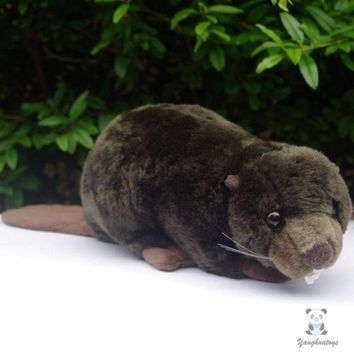 Beaver Stuffed Animal Plush Toy 16""