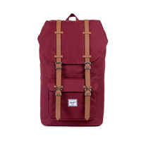 HERSCHEL SUPPLY CO LITTLE AMERICA BACKPACK IN WINDSOR WINE