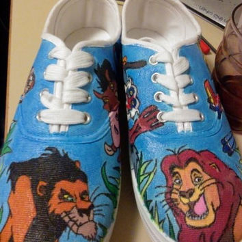 The Lion King shoes