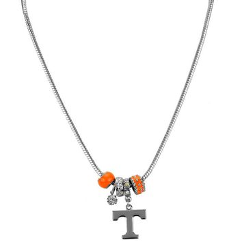 Tennessee Volunteers - Team Charm Necklace