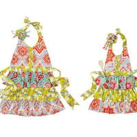 """THE HATTIE"" MOTHER/DAUGHTER APRONS 