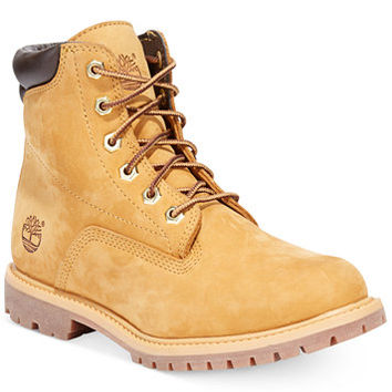 Timberland Women's Waterville Boots, Only at Macy's | macys.com
