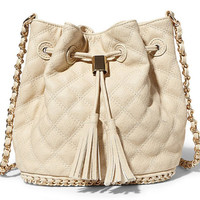 Big Buddha Hankie Bone Crossbody Bag