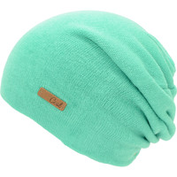 Coal Girls Julietta Mint Green Slouch Beanie at Zumiez : PDP