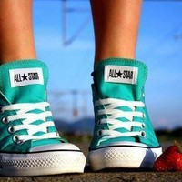 converse by @asaelmalik | via Facebook
