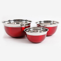 Oster Metaline 3-pc. Mixing Bowl Set | null