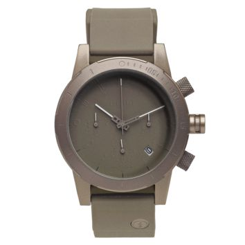 Electric - FW02 PU Gun Metal Watch
