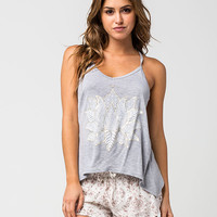 O'NEILL Lotus Womens Tank | Graphic Tanks